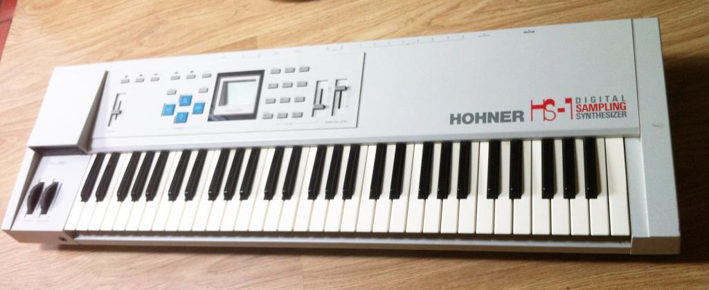 La variante HS-1 di Hohner