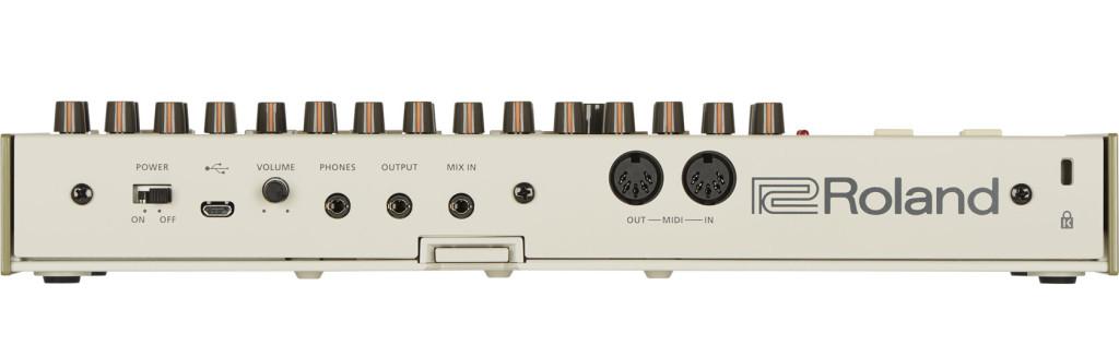 01 Le connessioni posteriori di TR-09
