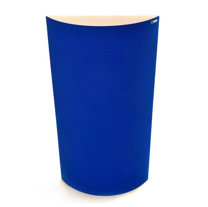 GIK-Acoustics-Poly-Diffusor-Blue-w-white-top