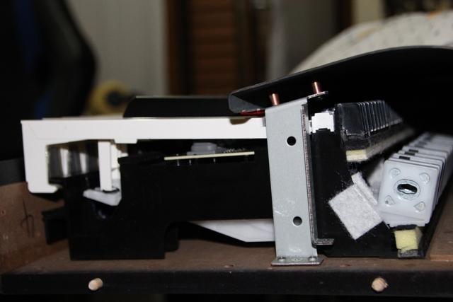 La Hammer 88 messa a nudo per osservarne la meccanica