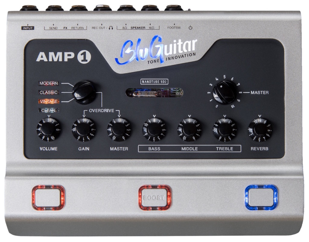 Apertura Blu Guitar amp1