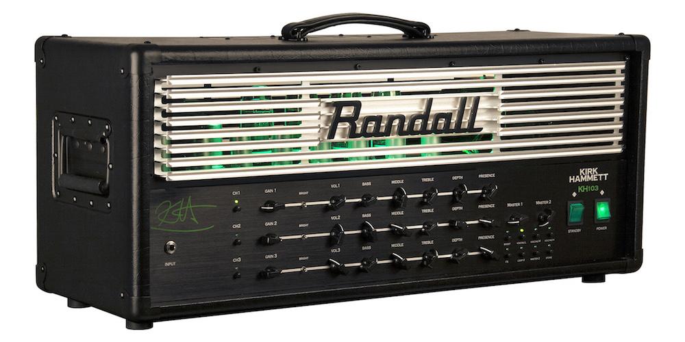 Il suono di Kirk Hammett nelle tue mani: KH103