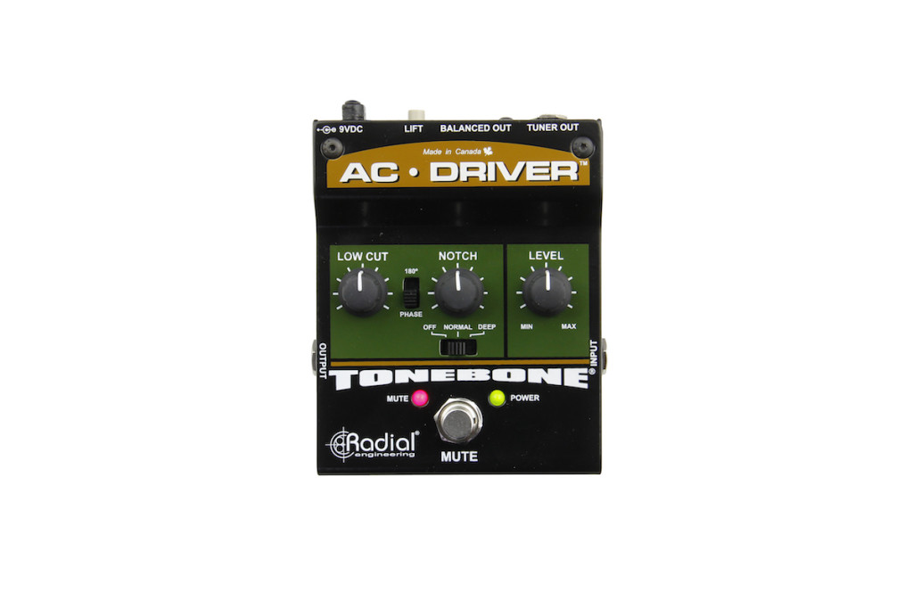 Apertura ac driver