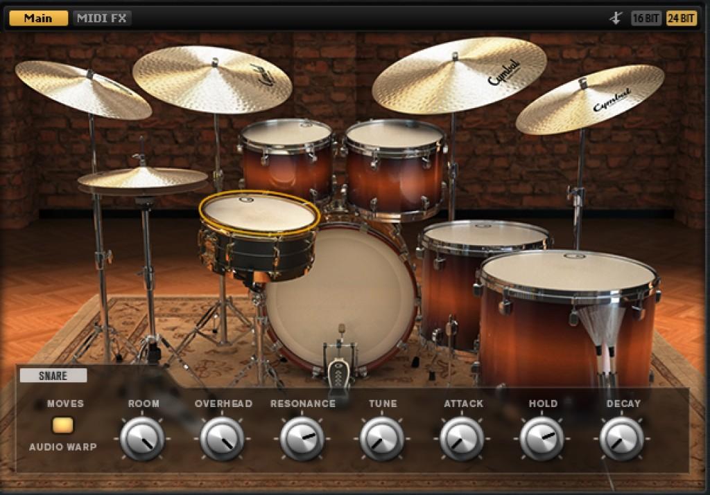 Simon Phillips Jazz Drums