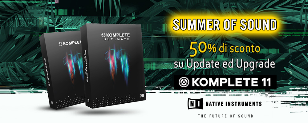Summer of Sound native instruments