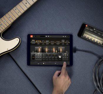 mobile applicazione chitarra amplificatore iphone ipad bias