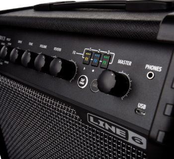 amplificatore transistor chitarra