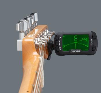 tuner accordatore chitarra basso metronomo