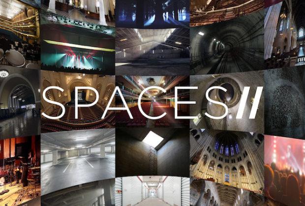 EastWest Spaces II reverb plugin riverbero virtual