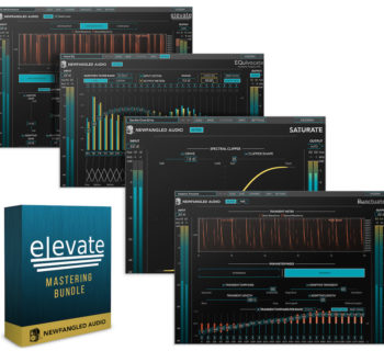 plugin mastering virtual Eleveate Newfangled