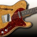 fender custom shop chitarra