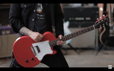 Gibson Les Paul Jr. Billie Joe Armstrong Signature chitarra elettrica