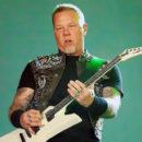 Metallica chitarra ESP elettrica