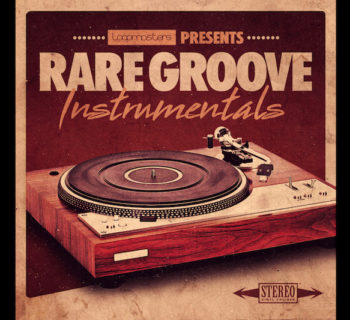 Loopmasters Rare Groove Instrumentals loop sample library