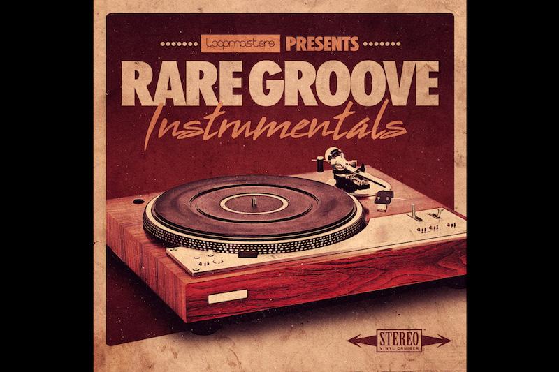Loopmasters Rare Groove Instrumentals loop sample library