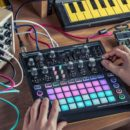 Novation Circuit synth editor hardware software