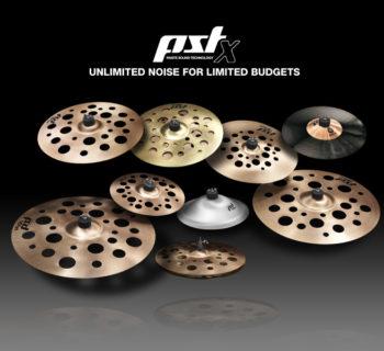 Paiste PSTX piatti cymbal batteria drums