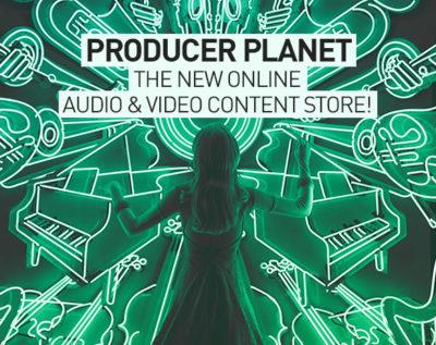 sample libreria DJ producer
