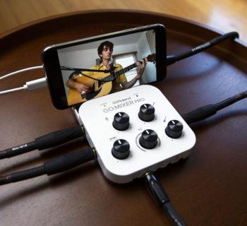 mobile mixer Roland GO:Mixer Pro