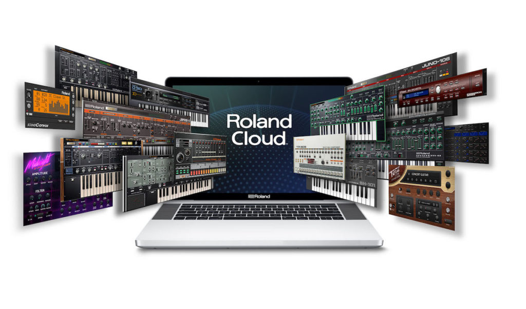 virtual instrument, Roland Cloud