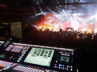 live console concerto SSL