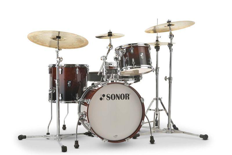 batteria drums sonor