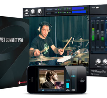 DAW steinberg VST Connect registrazione cloud musica