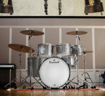 drums batteria dunnett mic asta holder universal