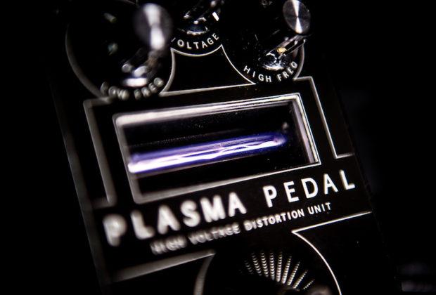 Gamechanger Plasma pedale chitarra elettrica distorsore fx