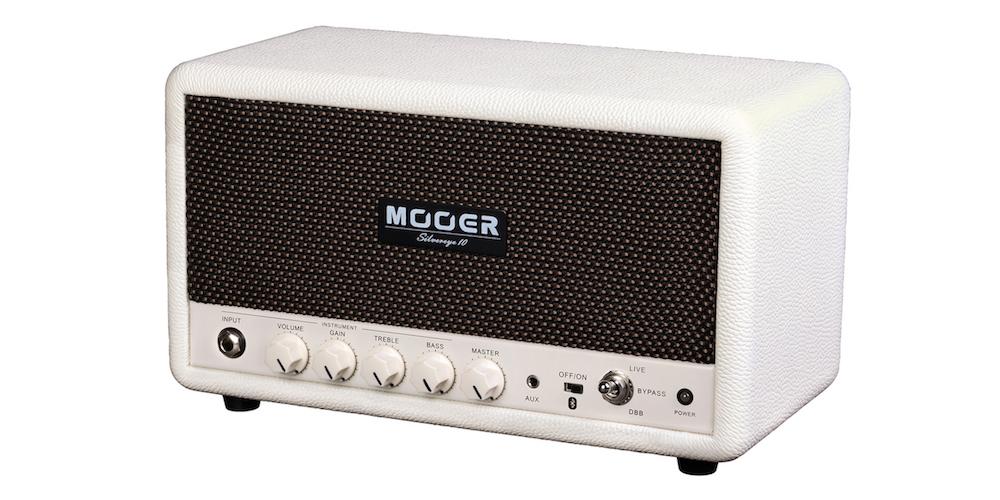 Mooer Silvereye amp bluetooth wireless chitarra elettrica