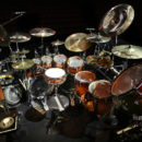 Sabian Custom Shop cymbal piatti kit batteria drums