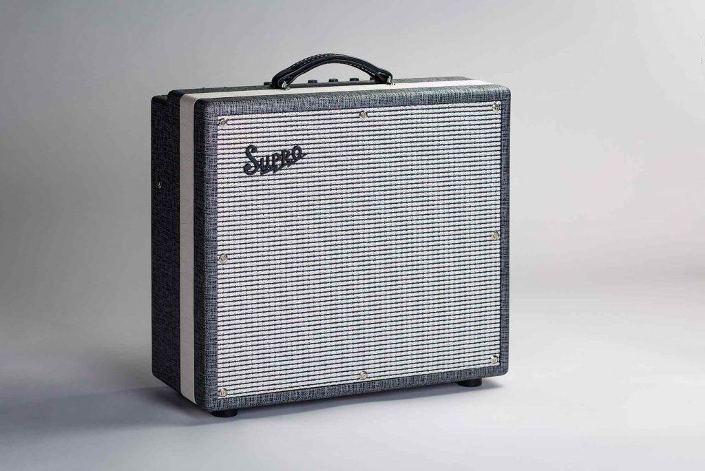 Supro Black Magick Reverb amp head testata chitarra elettrica combo