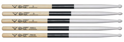 batteria stick bacchette drums extended play vater