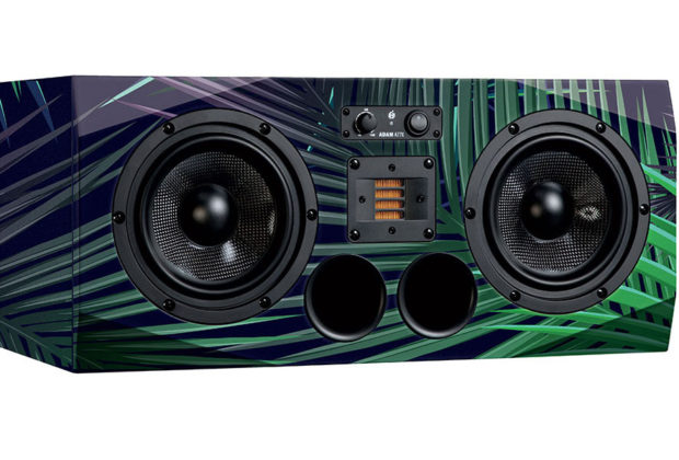 Adam Audio A77X custom skin monitor audio