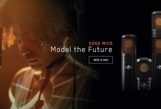 Antelope Audio Edge mic modeling
