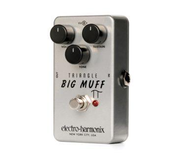 EHX Triangle Big Muff electro harmonix pedale pedalino