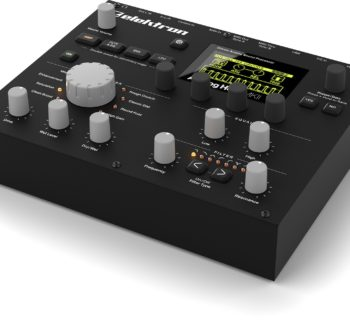 Elektron analog heat mkII fx soundwave