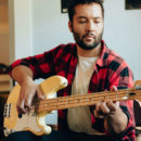 Fender bass tutorial online
