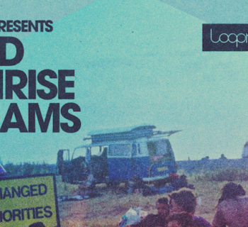 Loopmasters Acid Sunrise Dreams sample pack dj producer