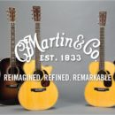 Martin Standard Reimagined serie chitarra acustica eko music group