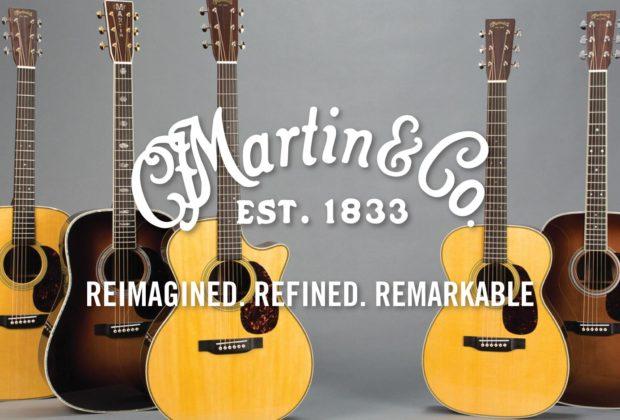 Martin Standard Reimagined serie chitarra acustica eko music group