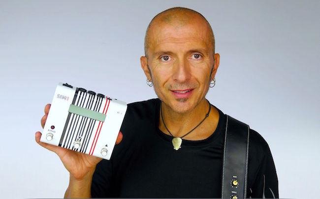 Massimo Varini SIM1 XT-1 chitarra pedale elettrica