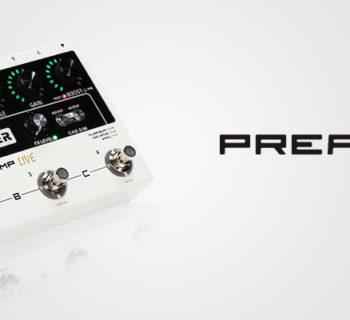 Mooer Preamp Live guitar chitarra fx pedaliera pedale