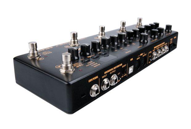 Nux Cerberus chitarra elettrica effetti fx pedaliera