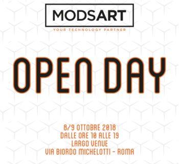 Open Day ModsArt eventi