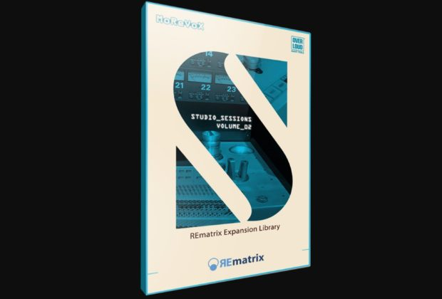 Overloud Studio Sessions II plug-in audio morevox rematrix espansione