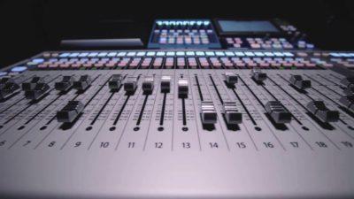 PreSonus firmware studiolive mixer digital