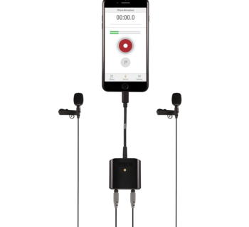 RØDE SC6-L Mobile Interview Kit mic broadcast mobile