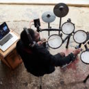 Roland TD-1DMK kit drums elettronica electric batteria