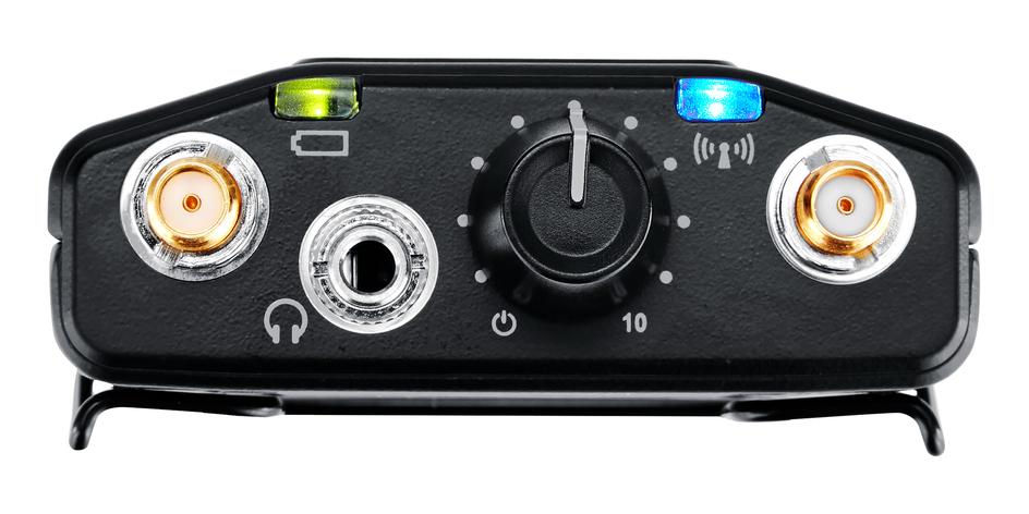 Shure P10R wireless mic analog digital live